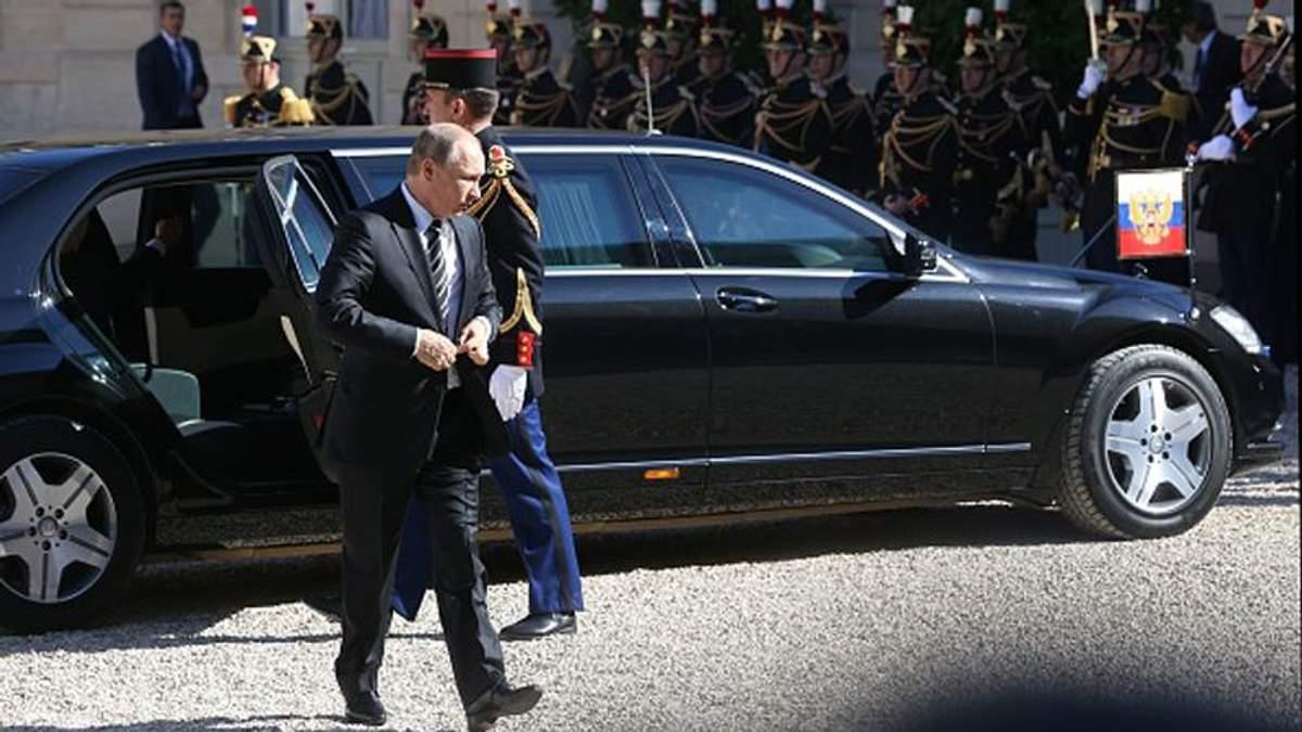 Путин силён во внешней политике. Подтверждение этому появится на скамье подсудимых в Гааге