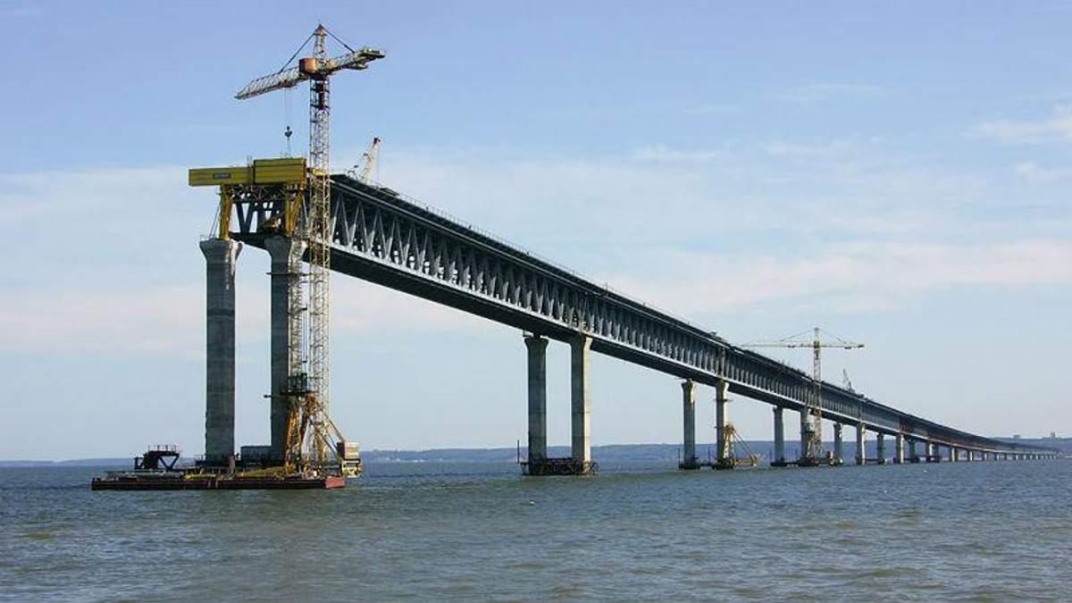Ожидания и реальность: появился альтернативный ролик про Керченский мост