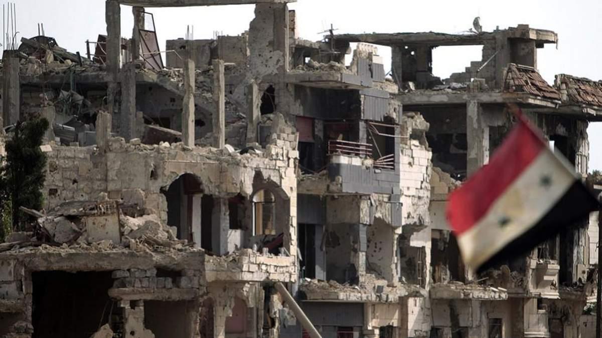 Почему началась война в Сирии и при чем здесь Украина?