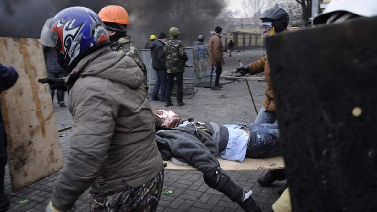"""Стало известно, почему """"свободовцев"""" впутали в расстрел Майдана"""