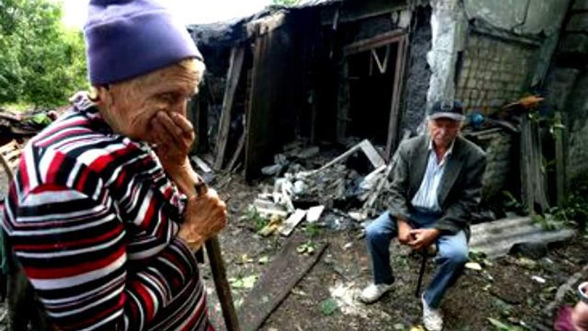 Простите! Не покидайте! — украинским бойцам написали из Луганска