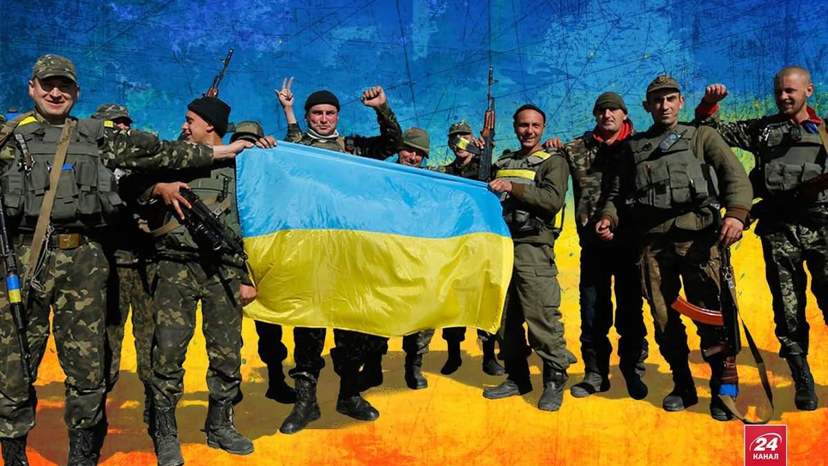 Украинское войско: О чем пишут защитники Украины в свой день