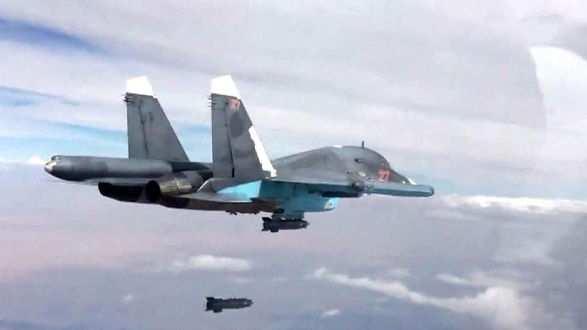 Россия готовится усилить авиаудары по Сирии