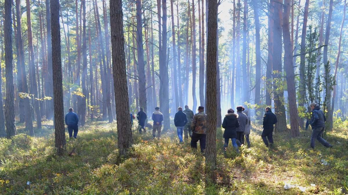 Волинський бурштин: вся правда з місця події