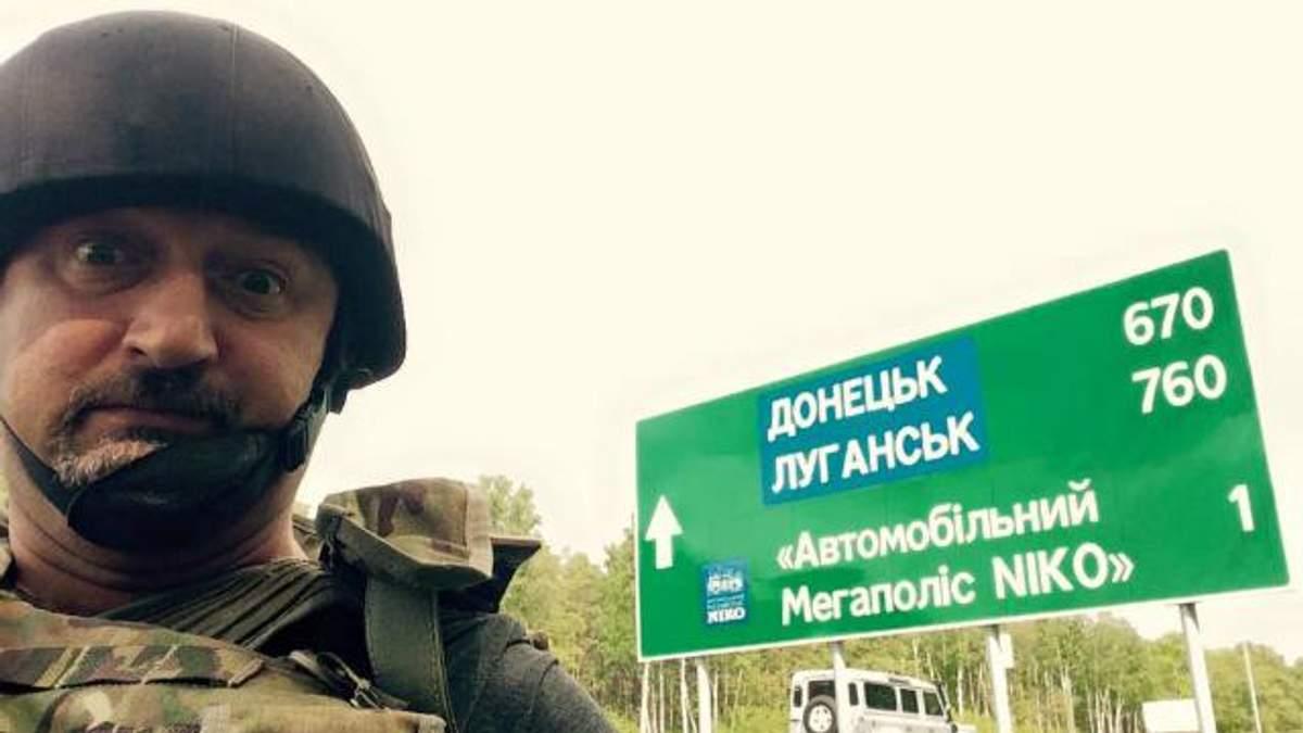 На известного волонтера и автогонщика Мочанова завели дело
