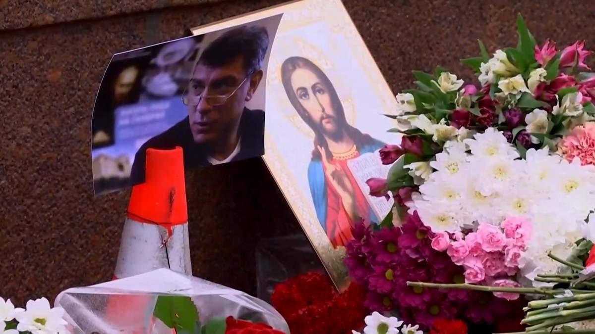 У Росії назвали організатора вбивства Нємцова