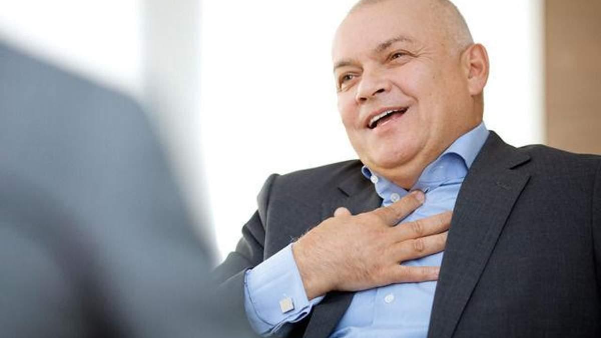 Киселев неожиданно выступил против цензуры