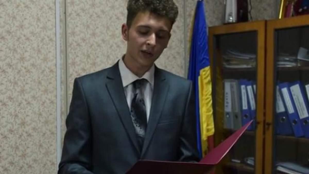 22-річний студент став наймолодшим сільським головою в Україні