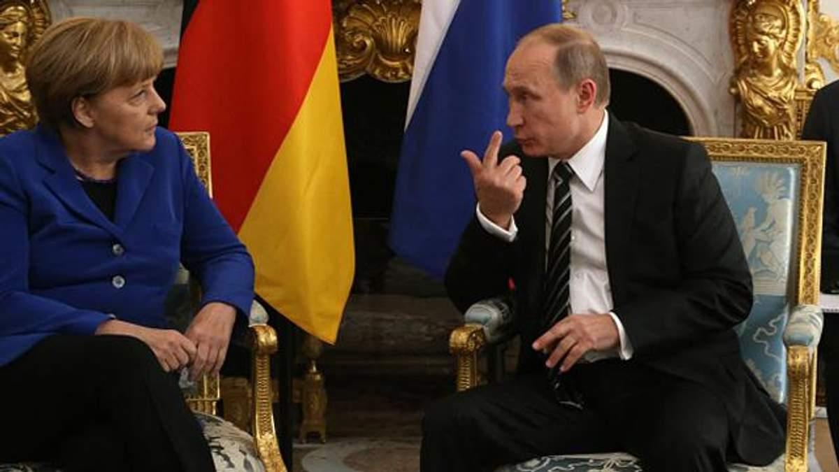 """У Меркель отказываются сотрудничать с Россией против """"Исламского государства"""""""