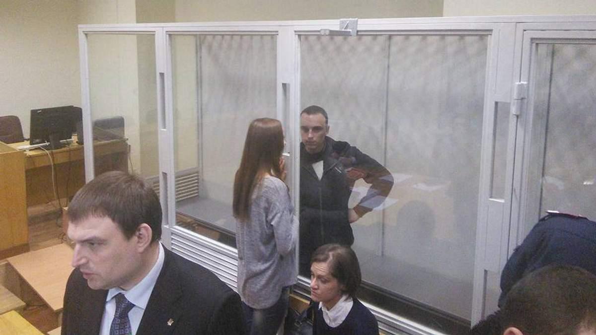 Суд отпустил одного из подозреваемых в убийстве Бузины из СИЗО