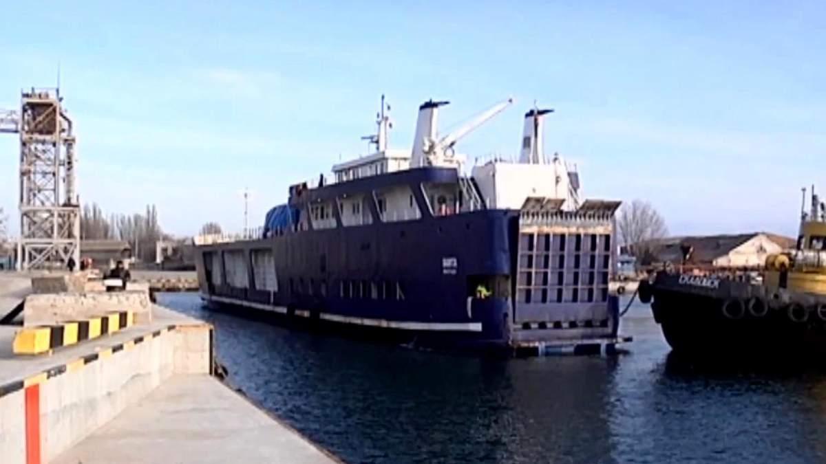 Из Украины в Турцию снова плывут корабли