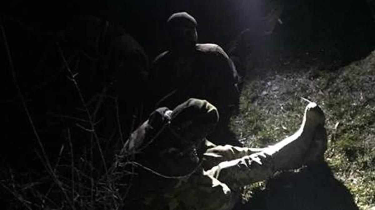 Контрабандисти на Закарпатті обстріляли співробітників СБУ
