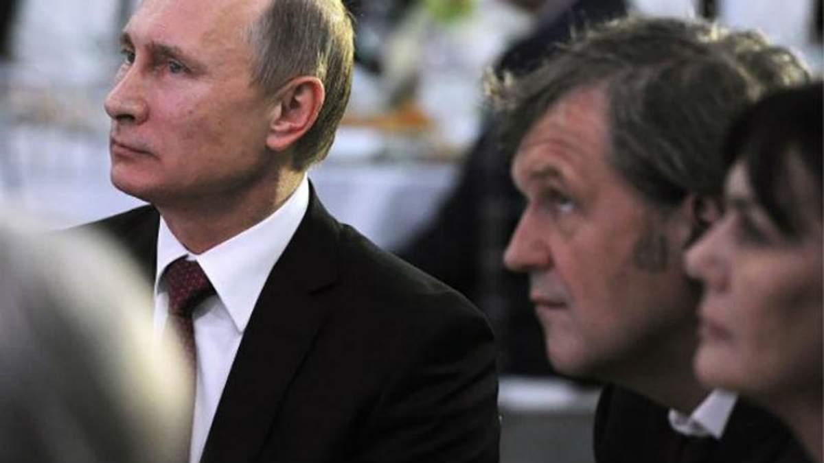 """Режиссер Кустурица попросил Путина """"создать военные базы в Сербии"""""""