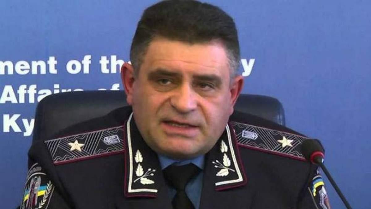 Скандального голову Київської поліції звільнили