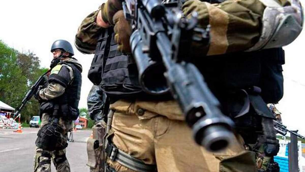 Встановлено прізвища бойовиків, які обстрілюють позиції ЗСУ