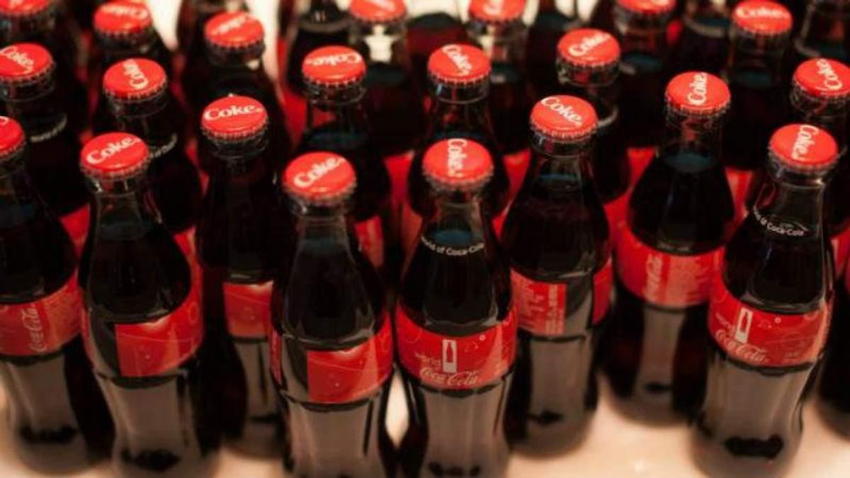 Українські дипломати домоглися від Coca-Cola офіційних вибачень