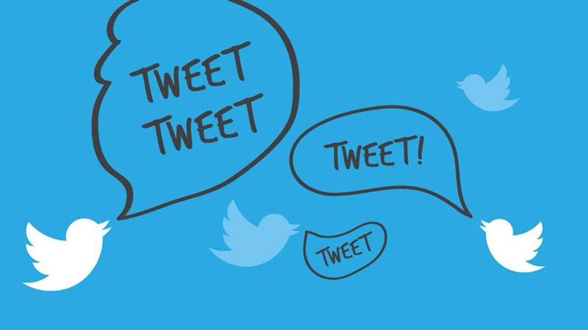 Twitter масово заблокував українські акаунти