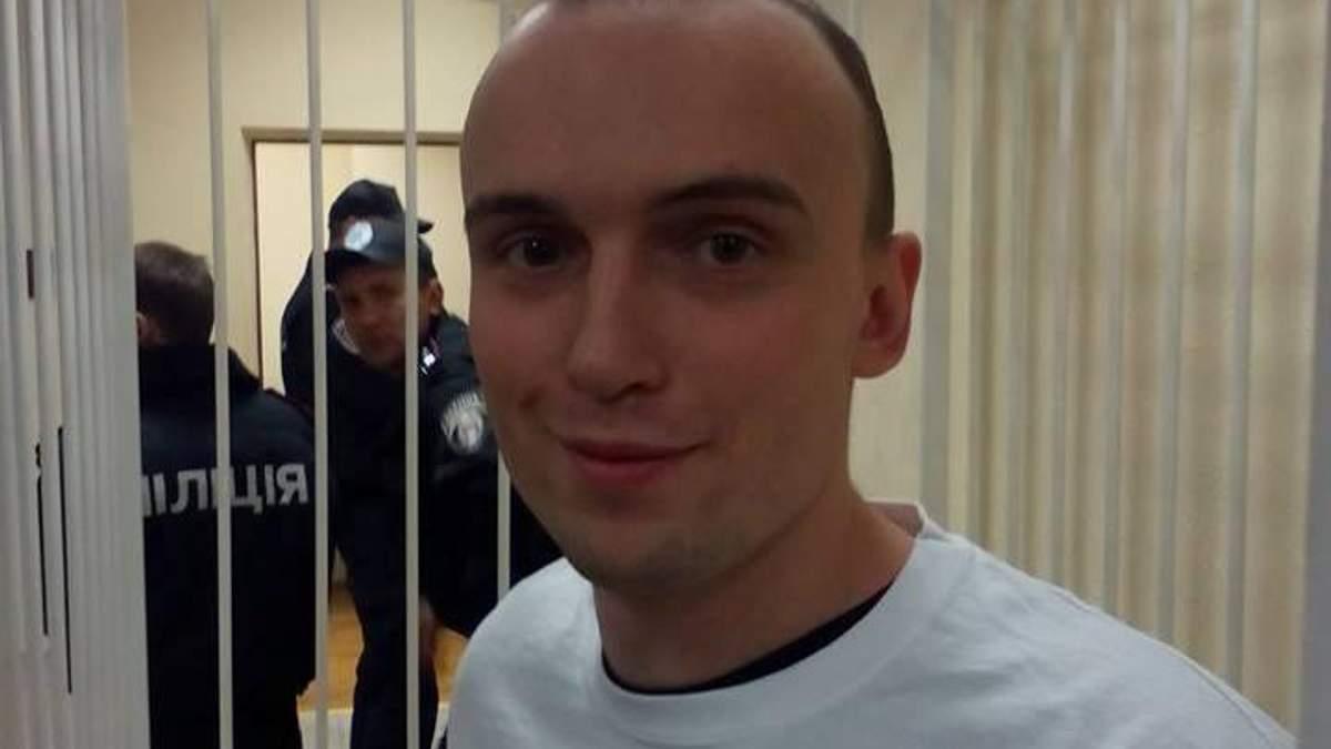 Справа у вбивстві Бузини: ексклюзивне  інтерв'ю з підозрюваним Поліщуком