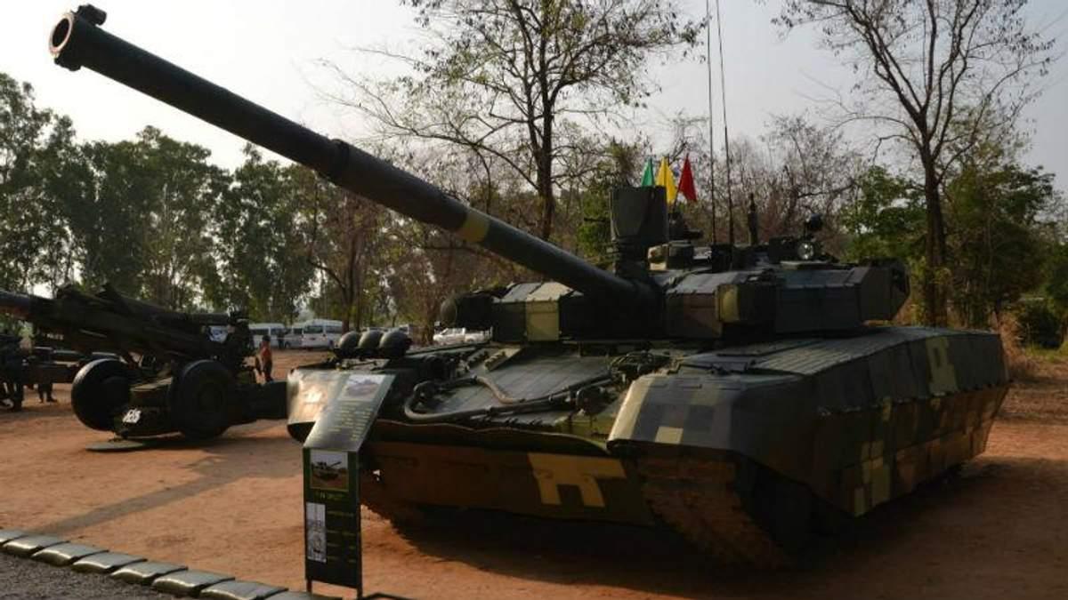 На вооружении украинцев может появиться роботизированный танк