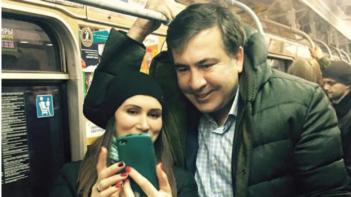 У Саакашвілі розповіли, чи піде він на вибори в Україні