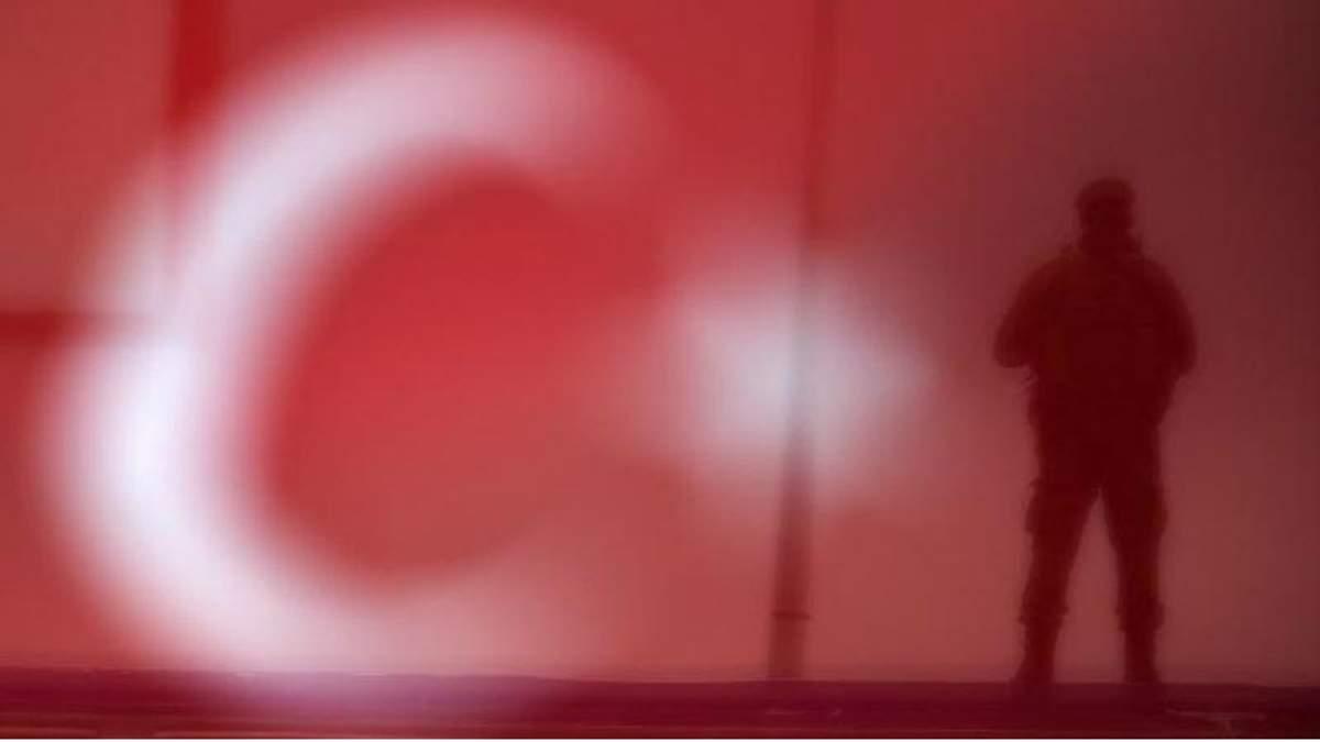 Турция привела свою авиацию в полную готовность