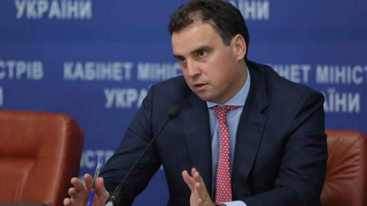 Перед заявою про відставку Абромавичуса бачили із Саакашвілі