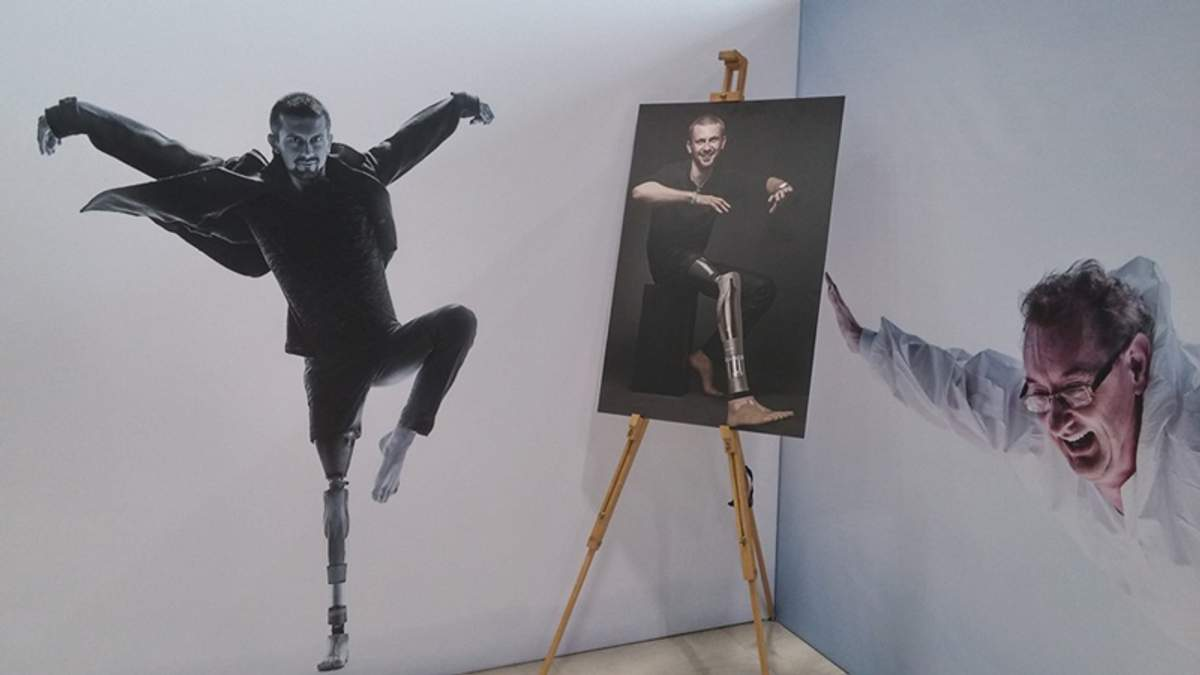 Учасники АТО стали героями вражаючої фотовиставки