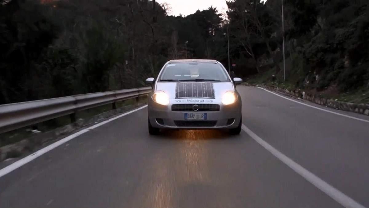 Как за считанные минуты превратить обычный автомобиль в гибрид