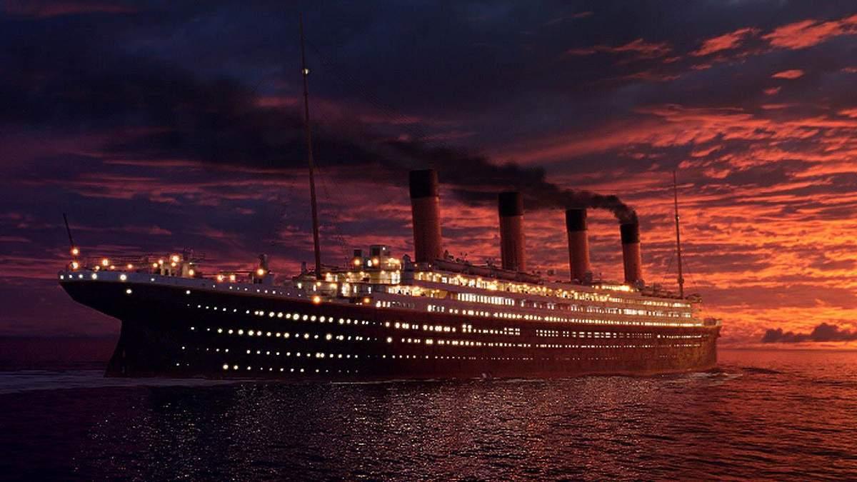 """Копія легендарного """"Титаніка"""" зробить свій перший рейс у 2018 році"""