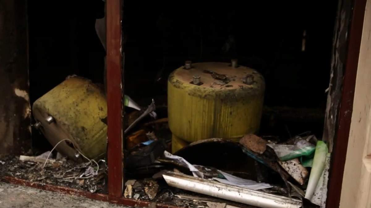 Три російські банки підпалили у Львові: з'явились деталі