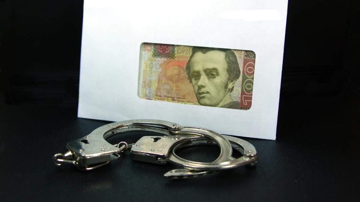 В Тернопольской области проводят антикоррупционную спецоперацию