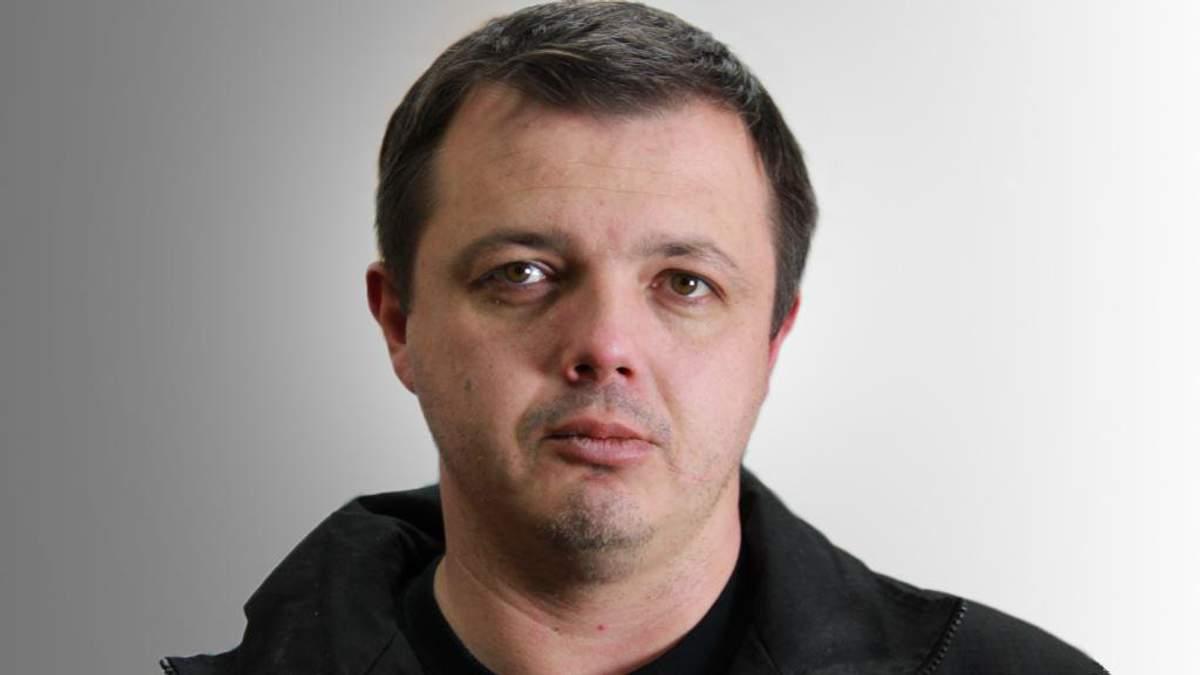 Семенченко балотується у мери Кривого Рогу