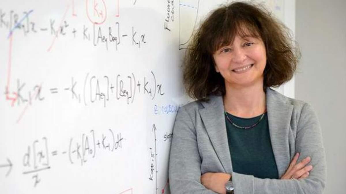 Українка виборола одну з найпрестижніших наукових нагород у світі
