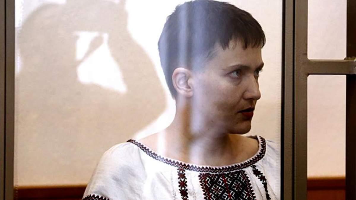 Только Савченко отправят в Киев, в России ее демонизируют