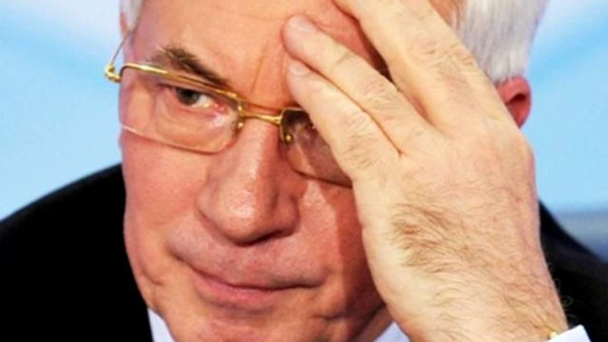 Политолог предложил альтернативную идею пари Азарову