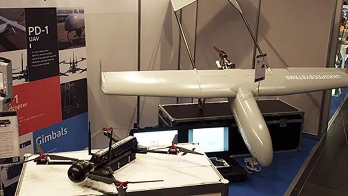 Унікальний безпілотник PD-1