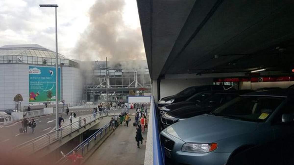 Що відбулося в Брюсселі: усе про серію жахливих терактів