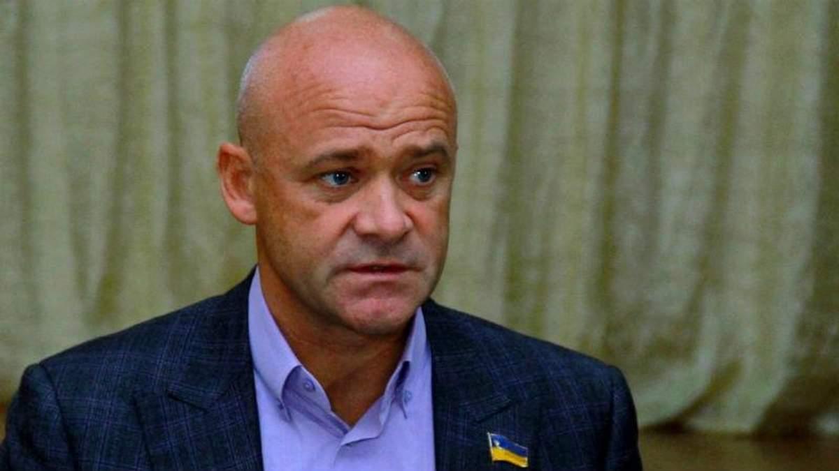 Мер Одеси прокоментував скандал з офшорами і російським громадянством