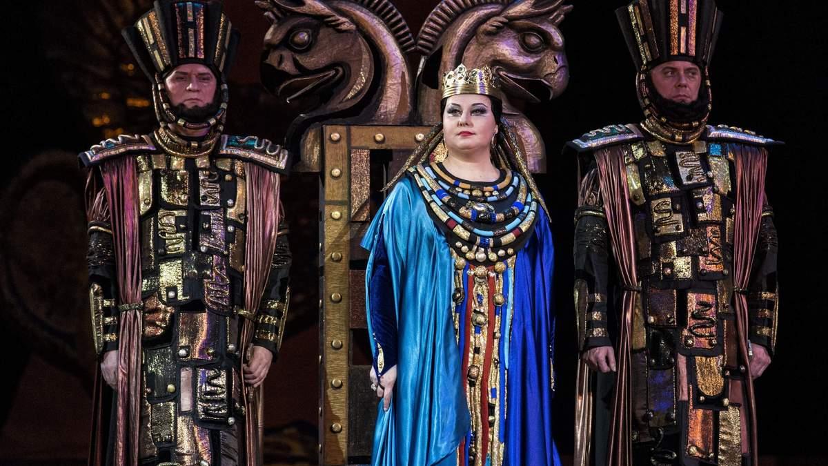 Тріумфально і з аншлагом у Києві відбулася прем'єра легендарної опери