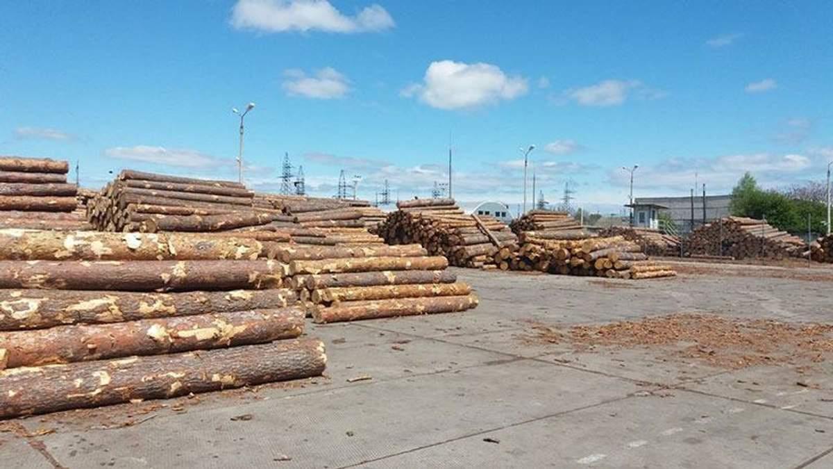 Партия деревины