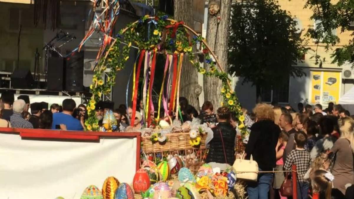 Великодній рекорд: українці зібрали найбільший святковий кошик для військових