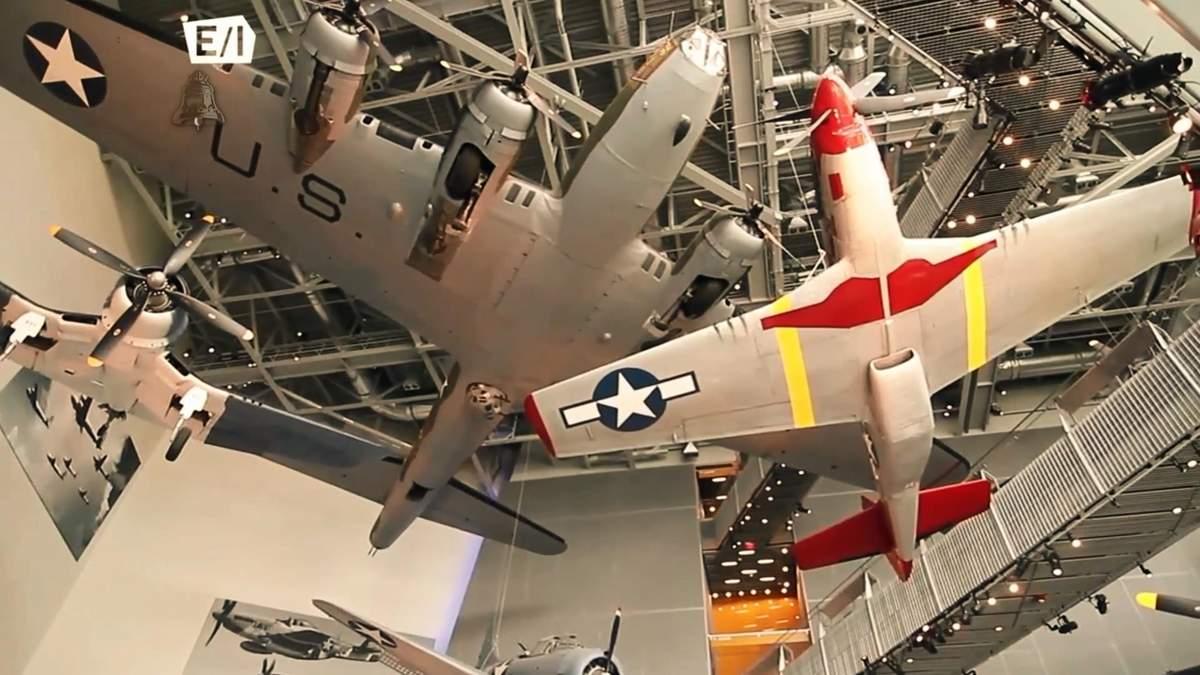 Музей о Второй мировой войне в США раскроет немало тайн