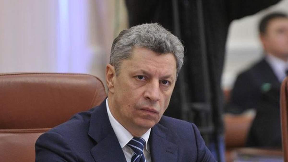 Представление на арест Бойко год лежит в сейфе генпрокурора, — Лещенко