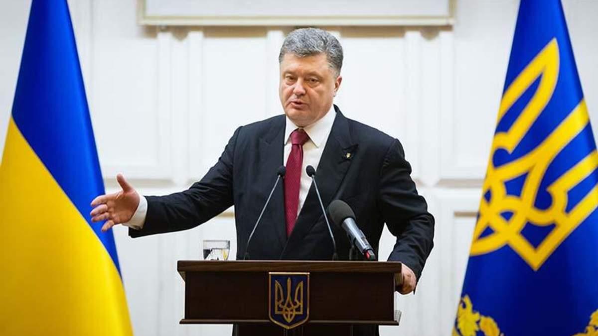 Порошенко допускает выборы на Донбассе даже в этом году
