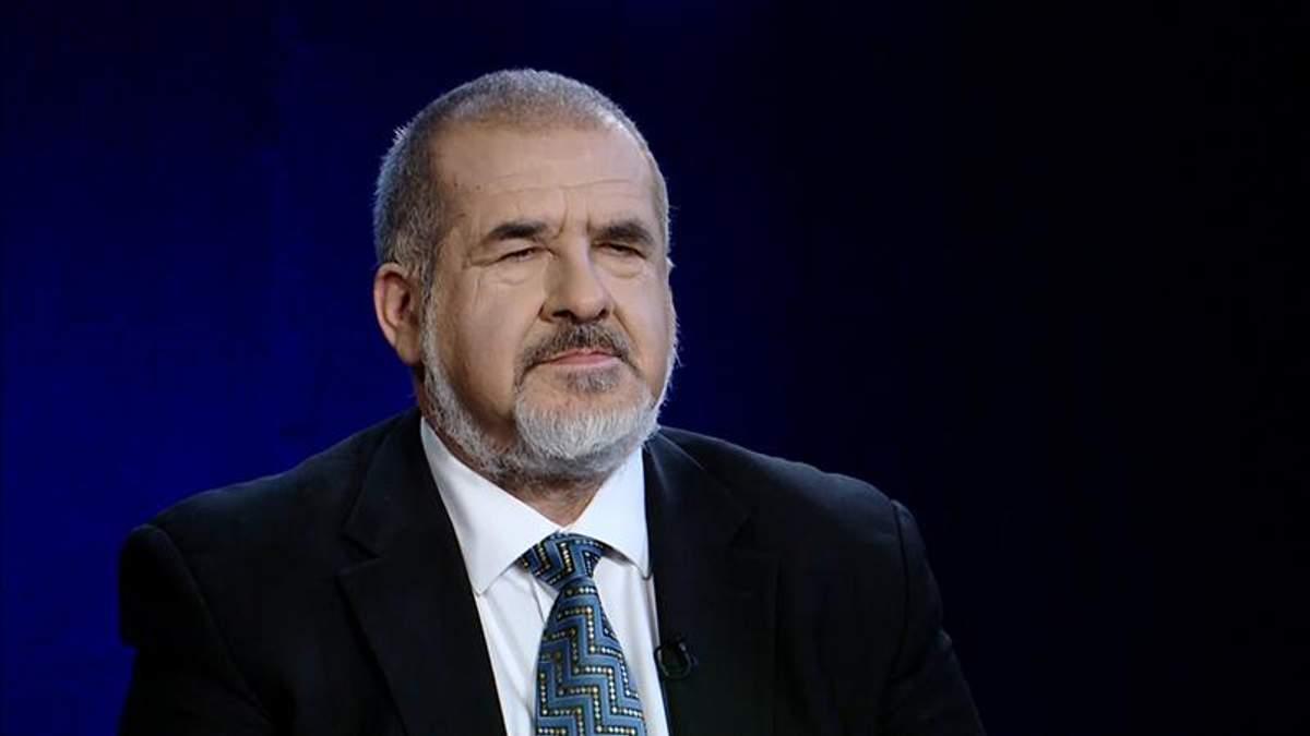 Москва прийняла остаточне рішення про Крим без кримських татар, — Чубаров