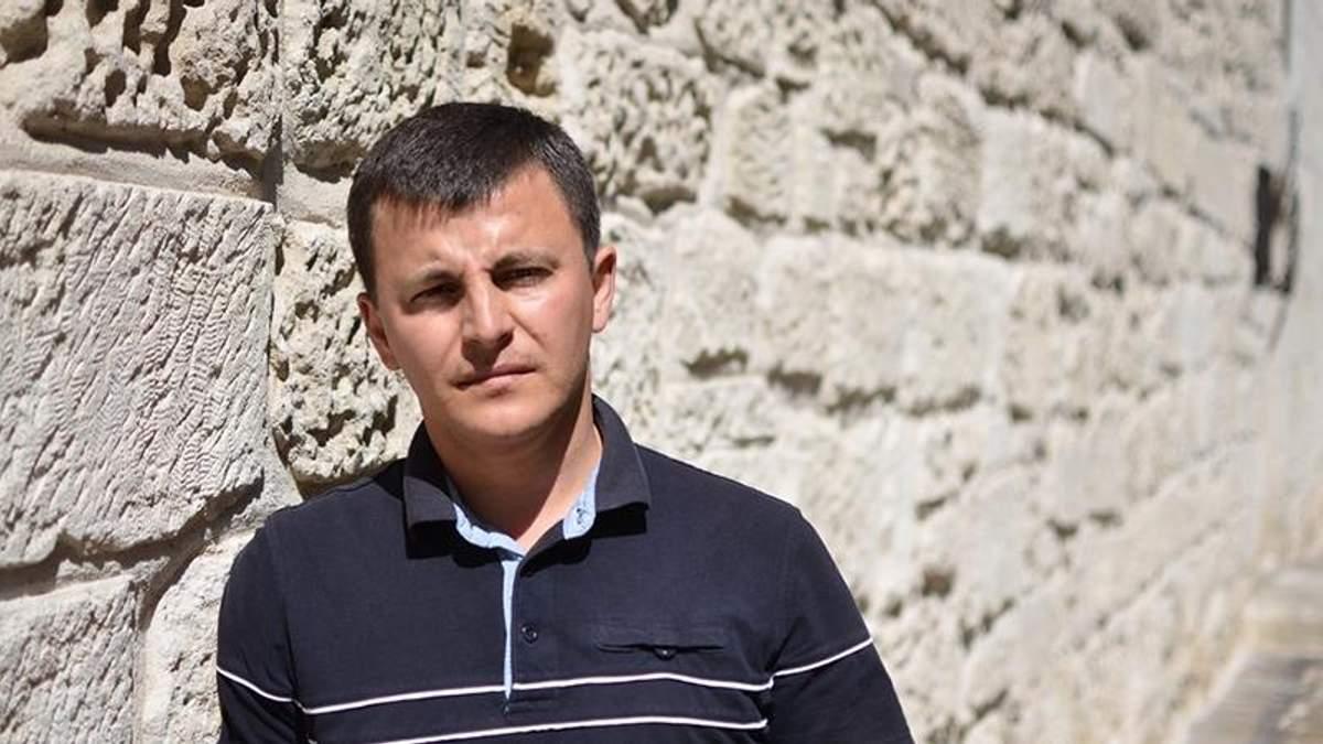 В Крыму пропал член Меджлиса, его машину увидели брошенной в дороге
