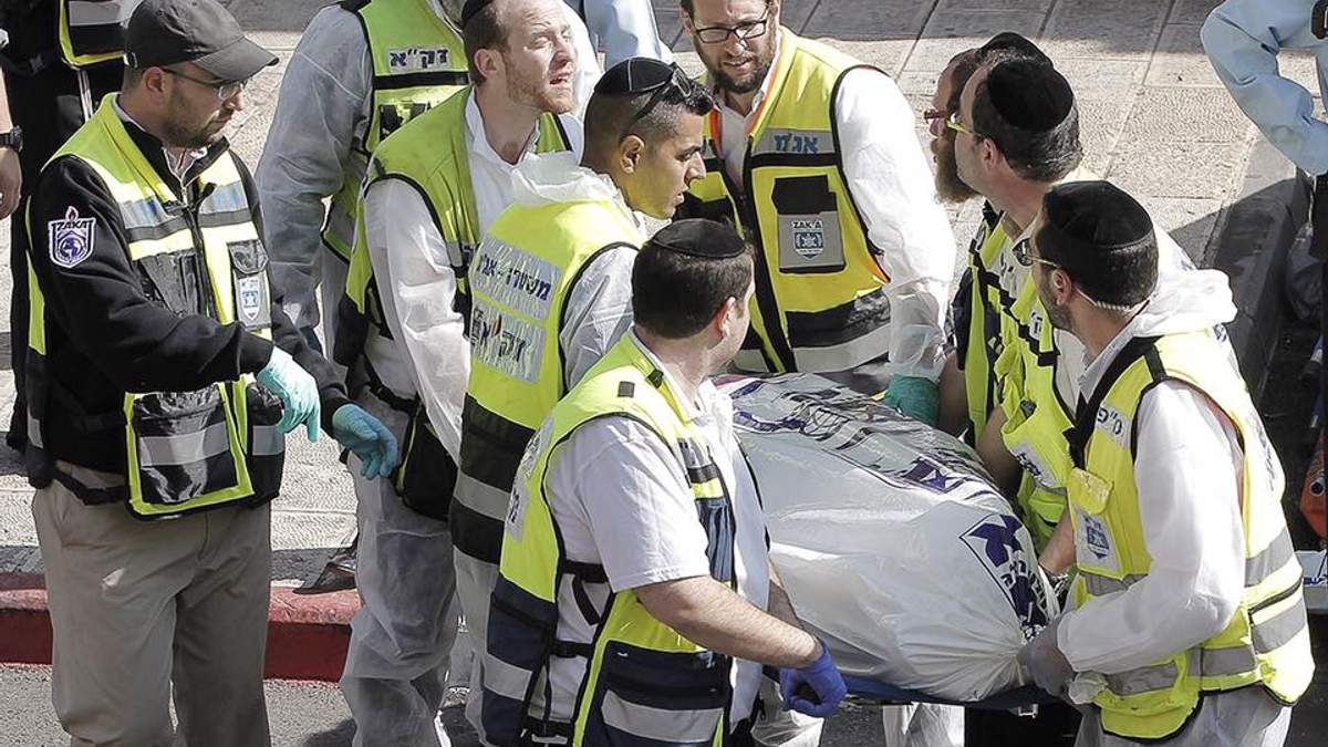 Израиль и терроризм: несколько малоизвестных фактов