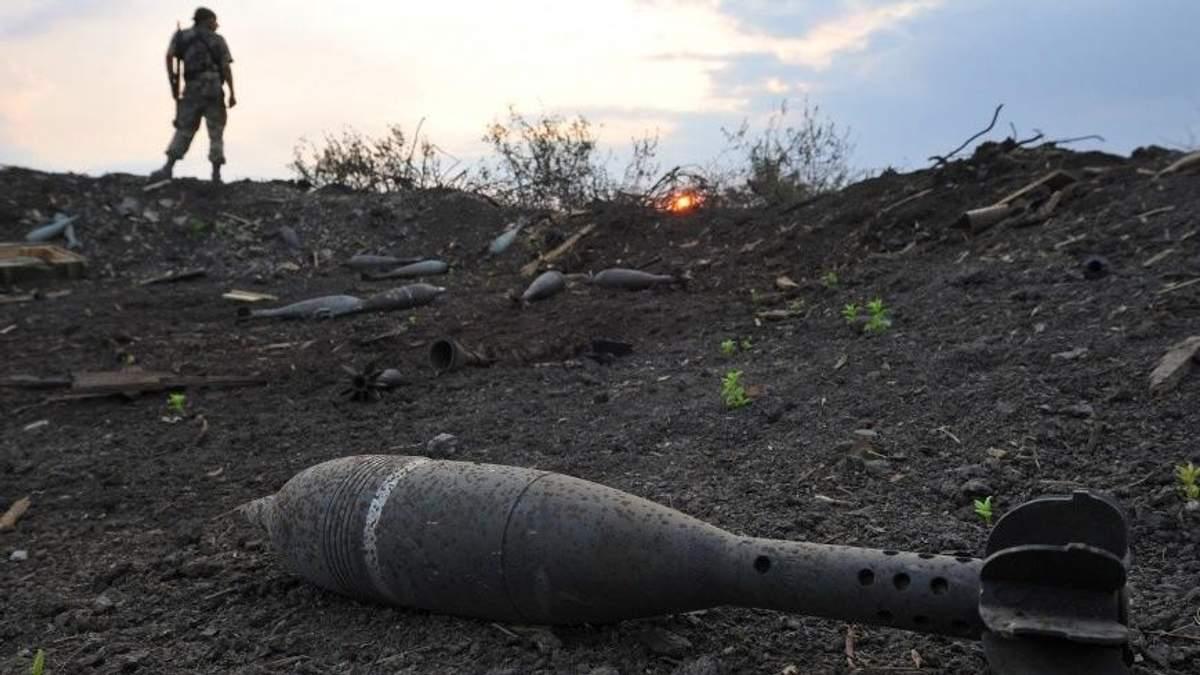 Пекельна ніч на Донбасі: є багато вбитих та поранених українських бійців