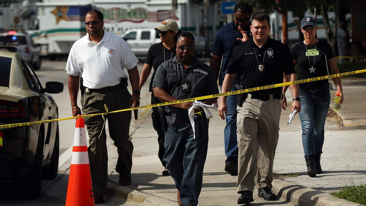 В США снова при загадочных обстоятельствах стреляли в людей: есть погибшие