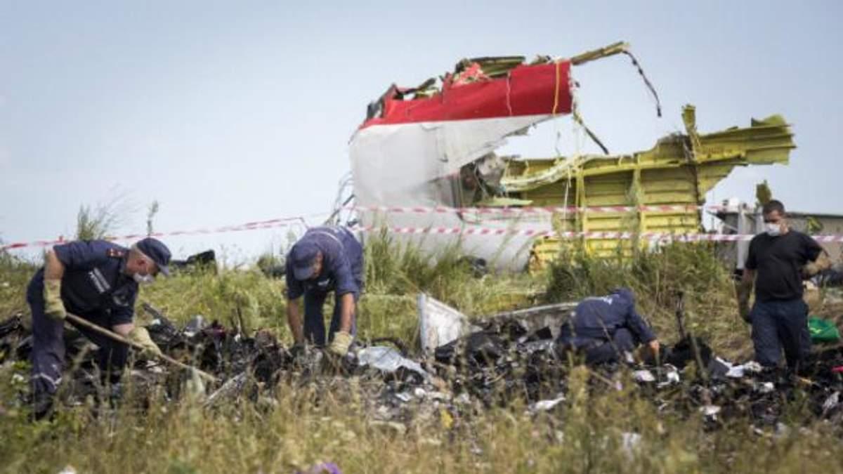 """У Bellingcat показали, як російський """"Бук"""" пересувався Донбасом в день катастрофи MH17"""